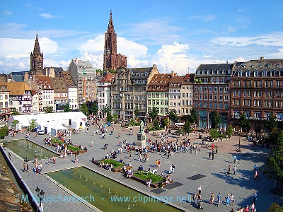 strasbourg alsace - Photo