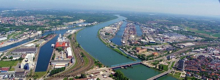 pont-de-l-europe.strasbourg-kehl.rhin.photo.aerienne
